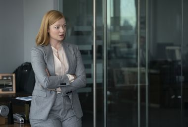 """On """"Succession,"""" Shiv weaponizes womanhood"""