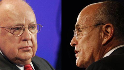 Did Fox News Chief Ailes Try To Protect Rudy Giuliani Salon