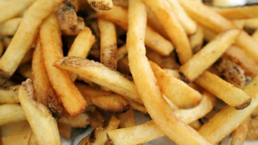 Wendys New Natural Fries Try To Dethrone King Ronald
