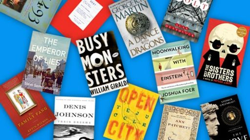 Writers choose their favorite books of 2011   Salon com
