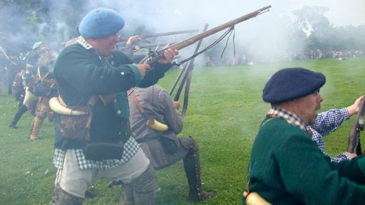 Embedded with the reenactors | Salon com