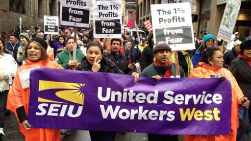 What Occupy taught the unions | Salon com