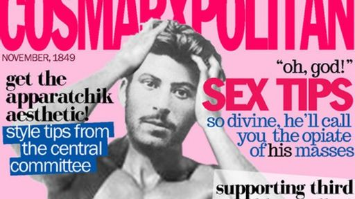 Periodical on sex and the media