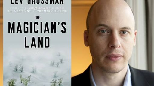 Lev Grossman: My depression helped inspire the Magicians