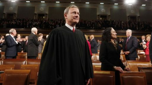 salon.com - Sarah Okeson - Chief Justice Roberts halts 'dark money' finance ruling