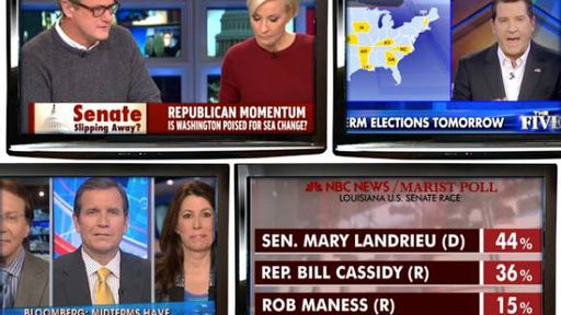 A night of cable news hell: Salon's guide to surviving