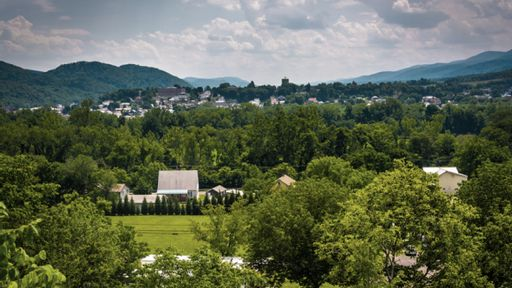 Almost heaven, West Virginia: Driving country roads in search of