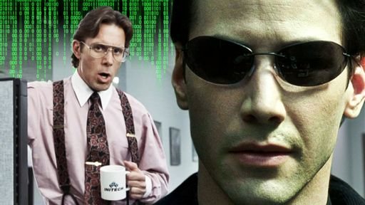 salon.com - Joshua Clover - 'The Matrix' is basically a sci-fi 'Office Space'