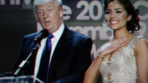 Chase Donald Trump's Russia scandal way back to a beauty pageant and