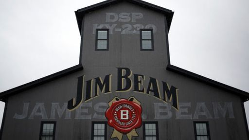 Jim Beam's massive warehouse fire: Latest in a series of