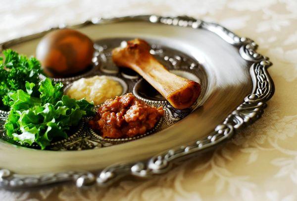 Pesach Seder Plate