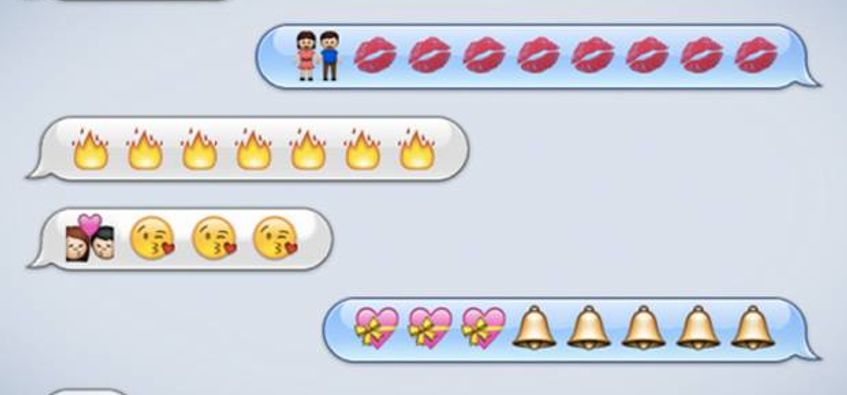 Love In The Time Of Emojis Salon