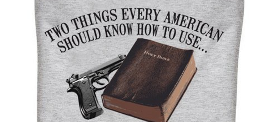 10 t-shirts for gun nuts that will make you laugh-sob for