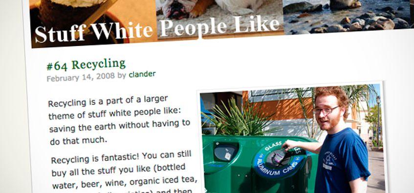White people website