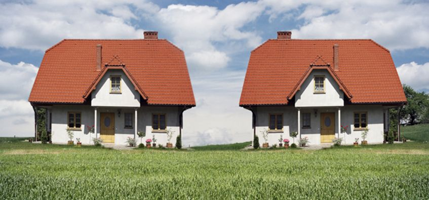 Separate homes the key to a happy marriage
