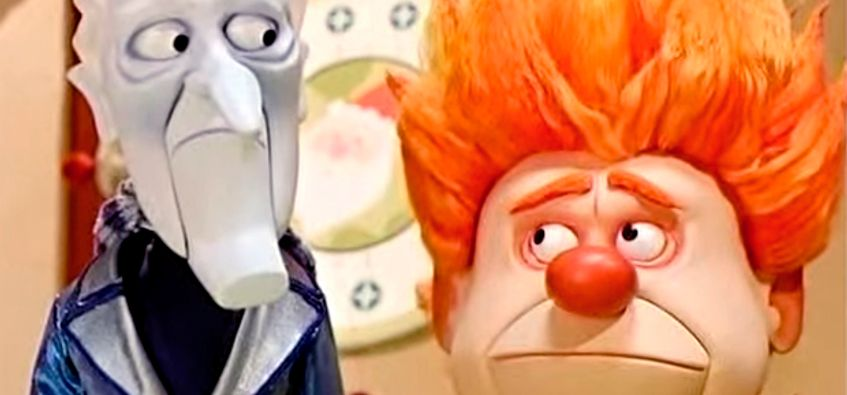heat miser and snow miser fiction salon s two sentence holiday stories starring the brilliant. Black Bedroom Furniture Sets. Home Design Ideas