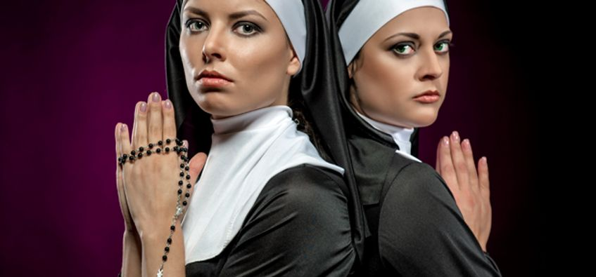 Apologise, but, catholic nun sex videos answer