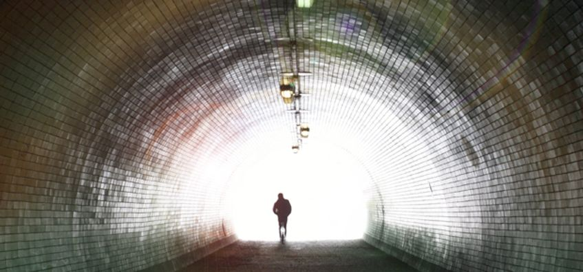 His near-death experience and my doubt: When life defies