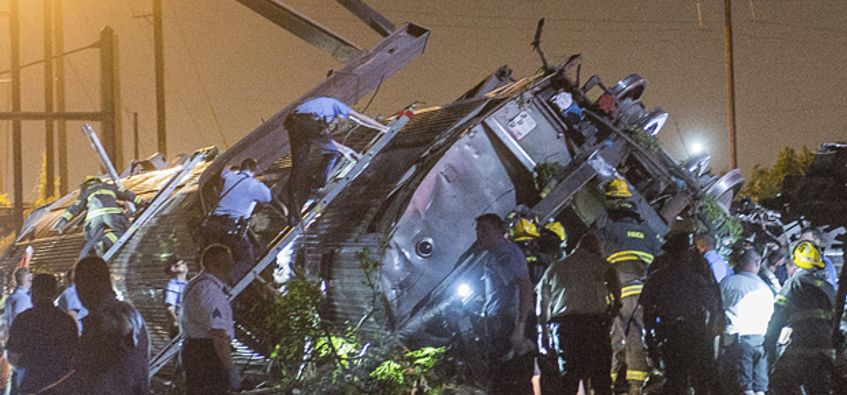 This is why Amtrak train derailed: The real story behind our