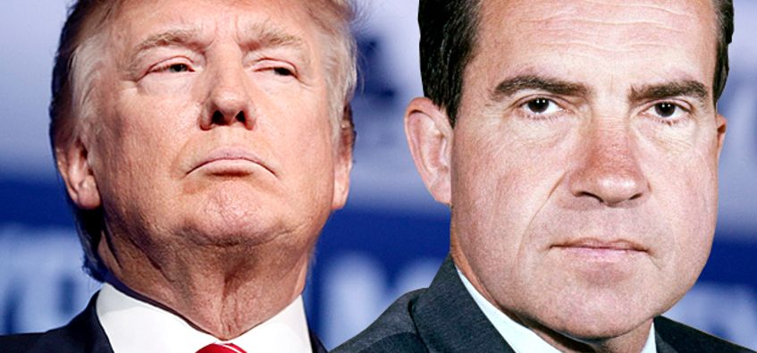 Trump is not Nixon and North Korea is not China