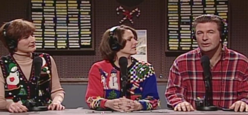 the ultimate snl christmas every brilliant holiday sketch from the last four decades saloncom