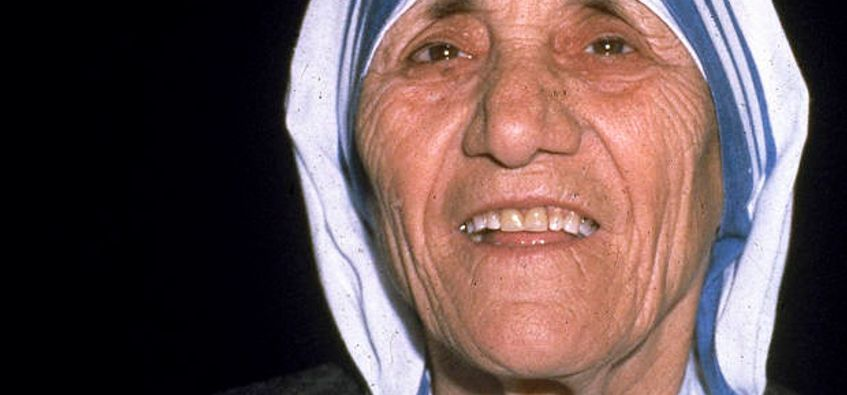 Mother teresa suffering