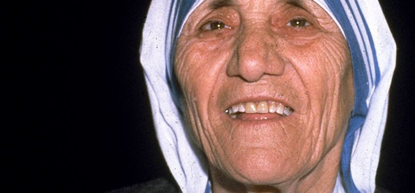 The Wests Big Lie About Mother Teresa Her Glorification Of