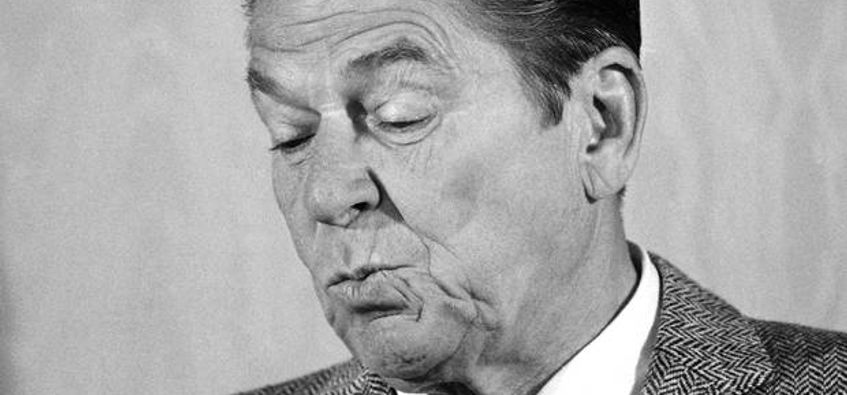 Behind The Ronald Reagan Myth No One Had Ever Entered The White
