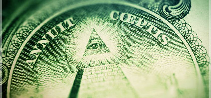 The Illuminati rules?: Sorry, conspiracy theorists, but