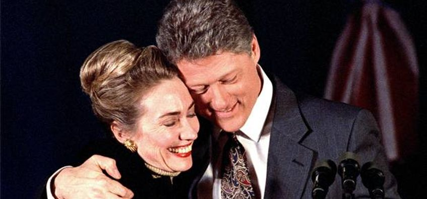 The Clintons Marriage Staggering Evangelical Hypocrisy Over Hillary S Refusal To Divorce Bill Salon