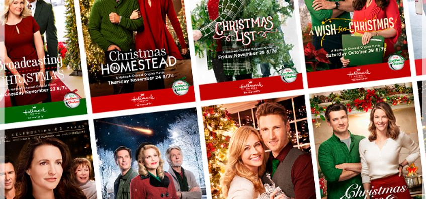 a super white christmas the hallmark channel gives us tvs most homogeneous view of the holiday saloncom