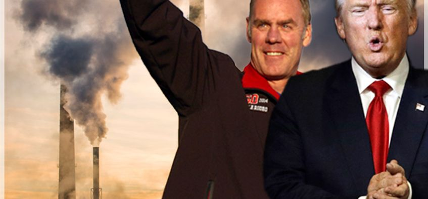 Can Ryan Zinke Donald Trumps pick for interior secretary be