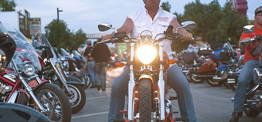 5f525b7b The world according to bikers: A Sturgis Motorcycle Rally report on the  state of the union