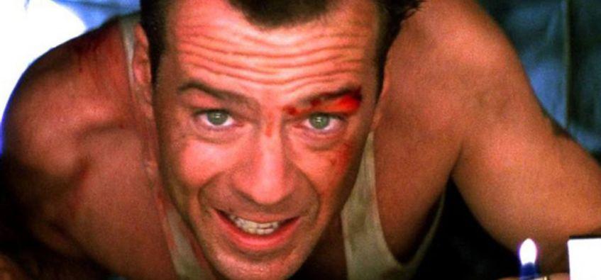 bruce willis as john mcclane in die hard 20th century fox - Bruce Willis Christmas Movie