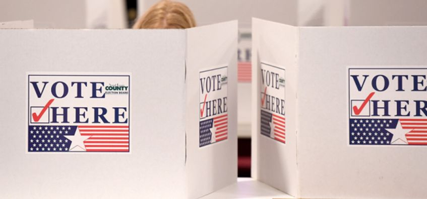 Voter-suppression shuffle: Officials close only polling site