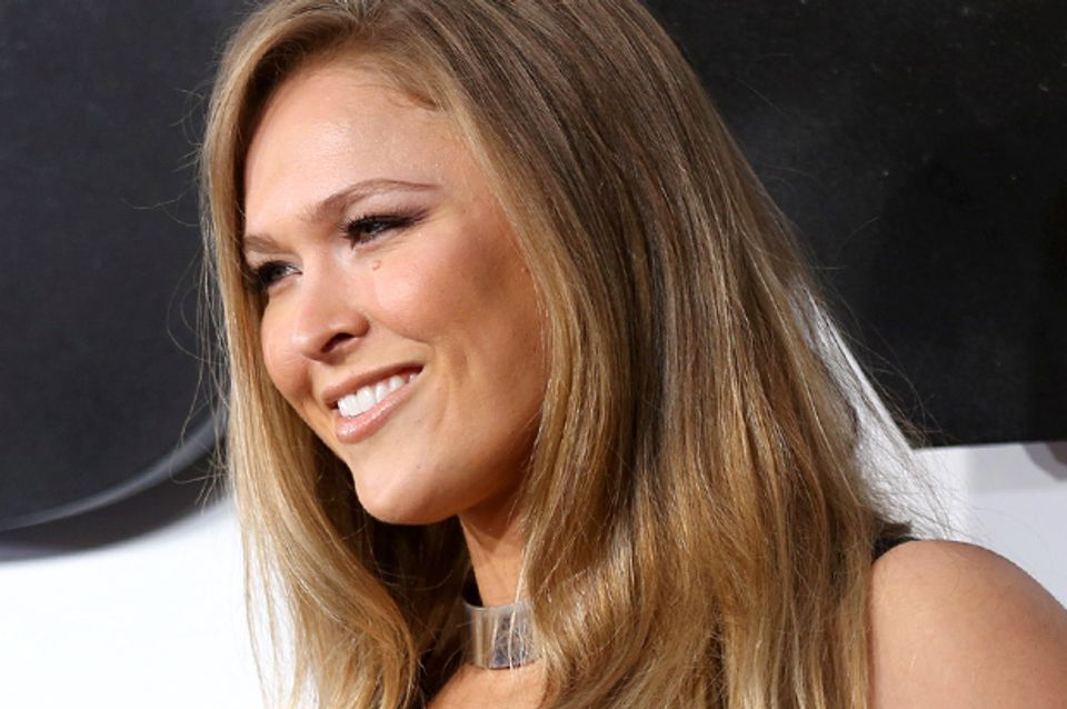 Ronda Rousey Is Wrong, Lube Is Awesome - The Frisky