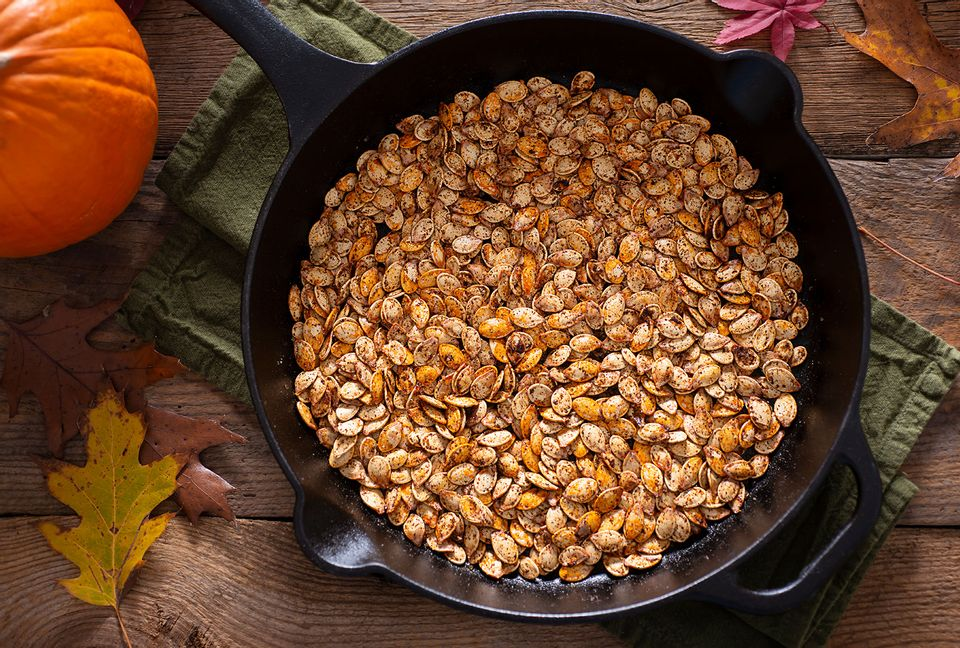 Sugar, spice and everything nice: 3 ways to add extra flavor to your roasted pumpkin seeds