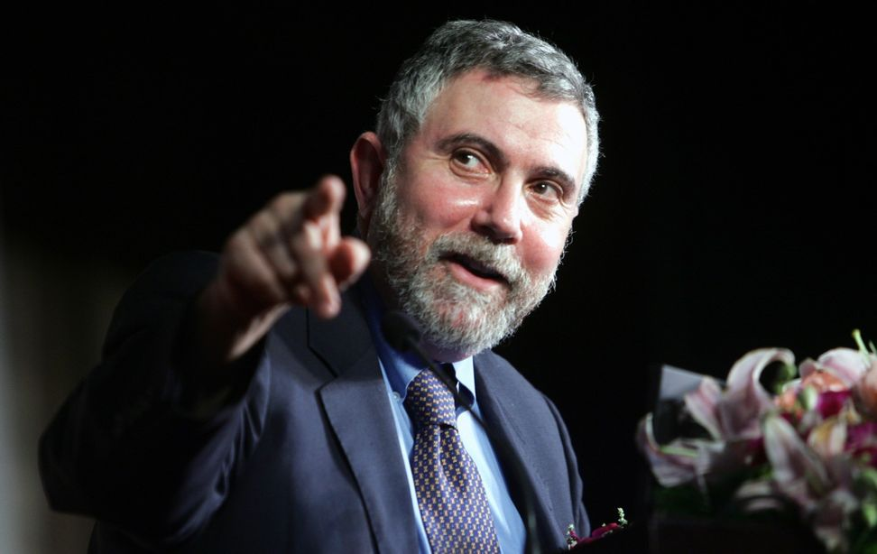 Paul Krugman: California proves Obamacare is going to work