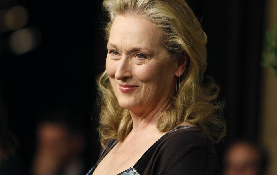 Meryl Streep: I never thought I'd be on the cover of fashion magazines