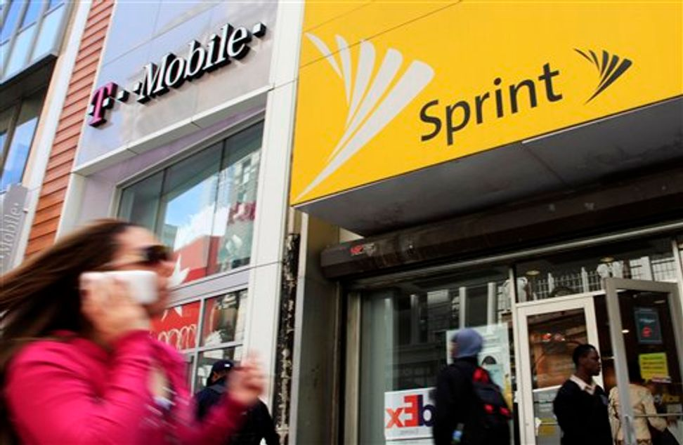 Sprint says consumers don't want to be eco-friendly
