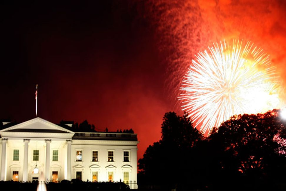 Obama's war on July 4th: The perfect right-wing scandal