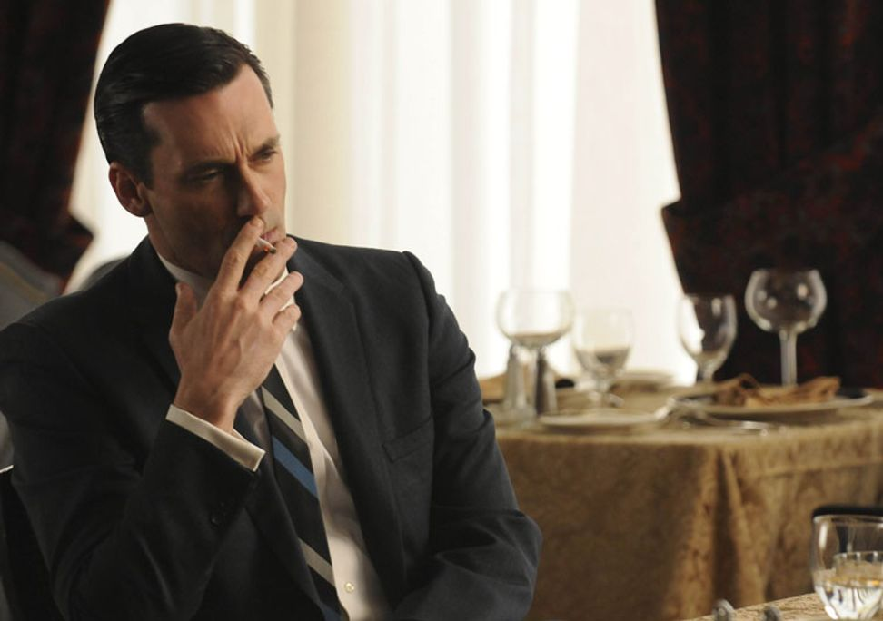 """An illustrated guide to the many women Don Draper has slept with on """"Mad Men"""""""