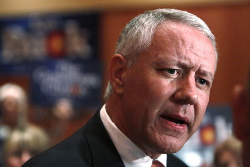 Tea Party Senate candidate compares being pregnant to having cancer