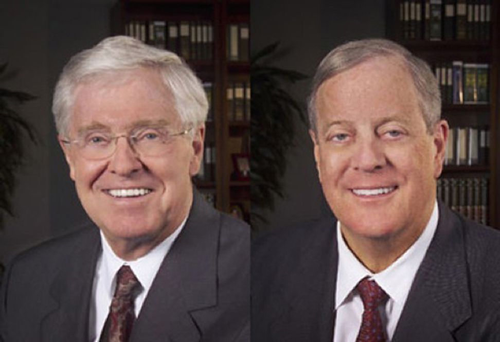 Campus crusaders: Inside the Koch brothers' plot to transform higher education | Salon.com
