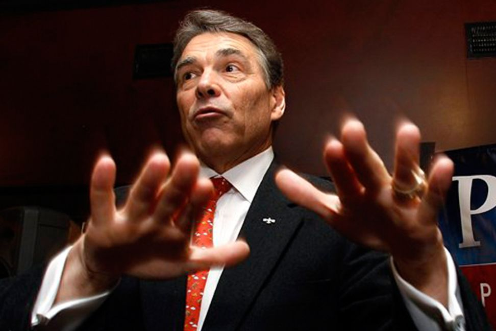 Goodbye forever, Rick Perry!
