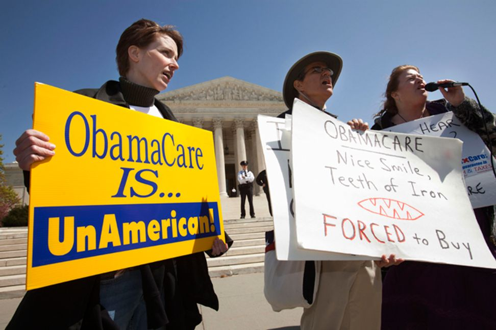 The stupidest anti-Obamacare campaign ever