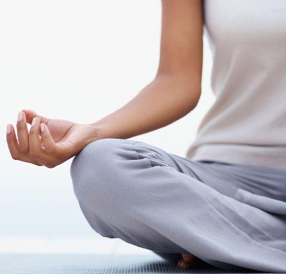 Bring an open mind to this marijuana yoga retreat