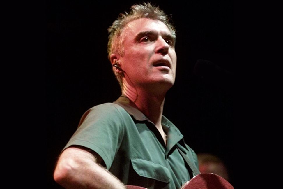 David Byrne slams the super-rich
