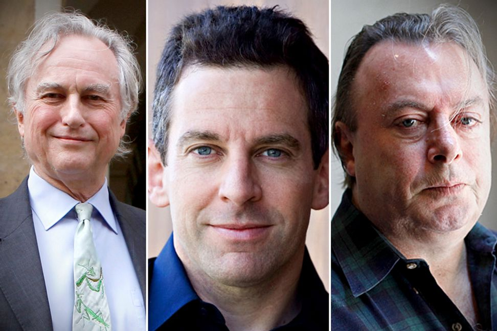 Dawkins, Harris, Hitchens: New Atheists flirt with Islamophobia | Salon.com