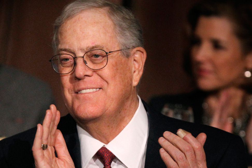 The Koch brothers are dead wrong: Half of America is living in or near poverty   Salon.com